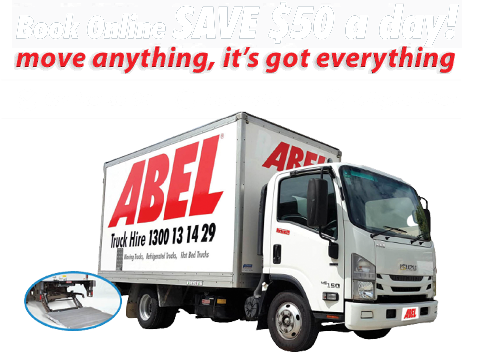 Trucks For Rent >> Abel Truck Hire