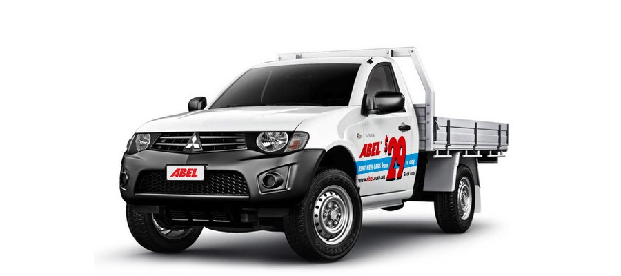 Brisbane Ute Hire