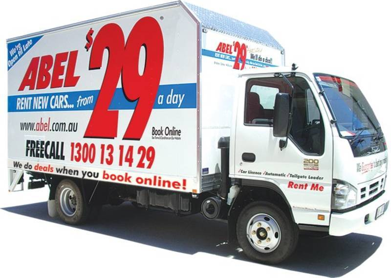 Tonne Car Trailer Hire Sydney