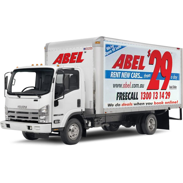 Moving Truck Companies Near Me >> Abel Truck Hire