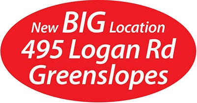 New Big Location 495 Logan Rd Greenslopes